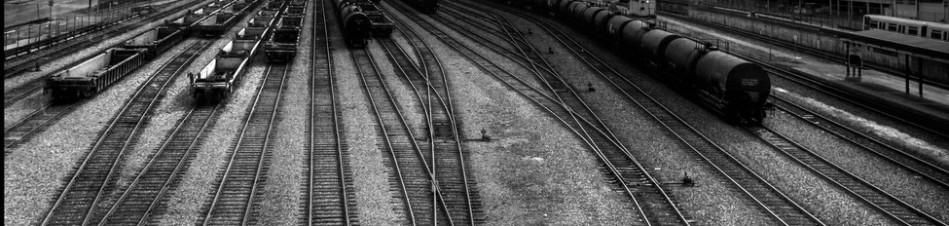 Real-world traintracks