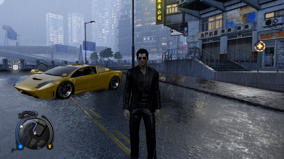 Sleeping Dogs: Return of the Rain