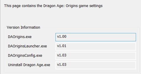 DA:O game version number