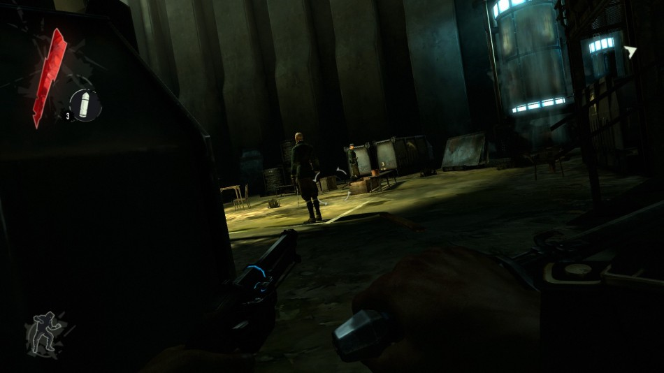 Dishonored: Turorial Guards