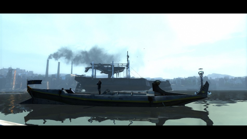 Dishonored: Whaling boat
