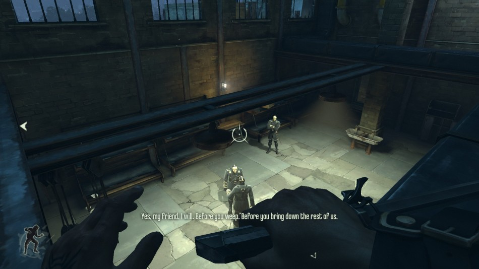 Dishonored: Infected Overseer