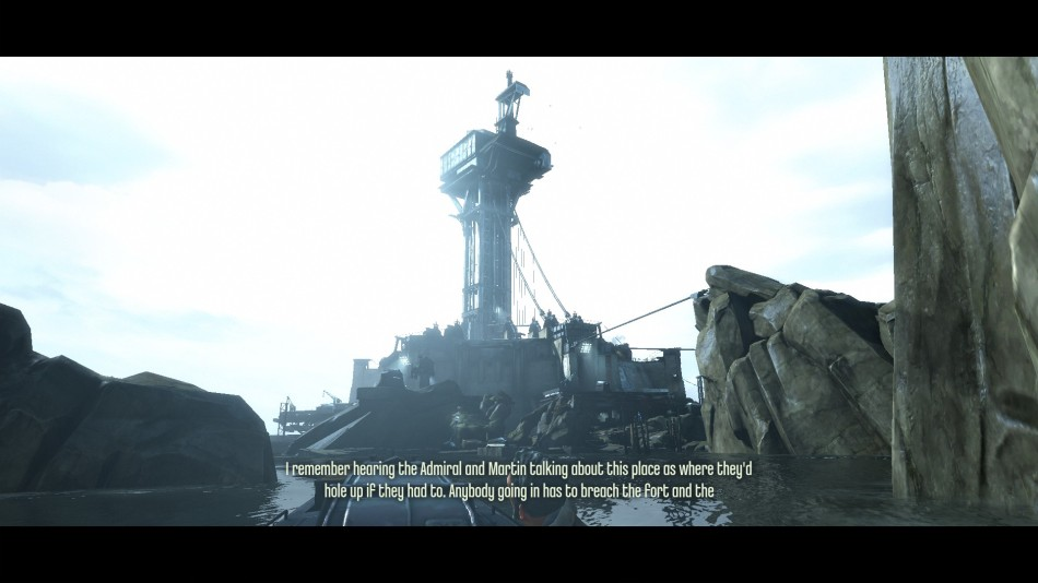Dishonored: Final Mission Low chaos